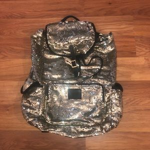 Vs PINK Bling Sequin limited edition backpack
